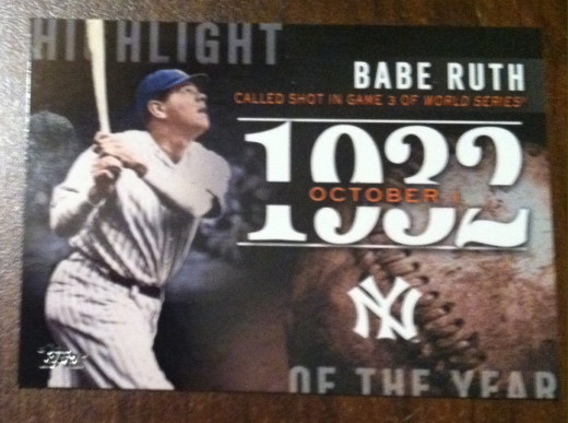 Cool Idea, nice card - set has an odd mix of players including Jose Canseco