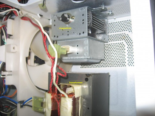 Replace Magnetron In Ge Microwave Spacemaker