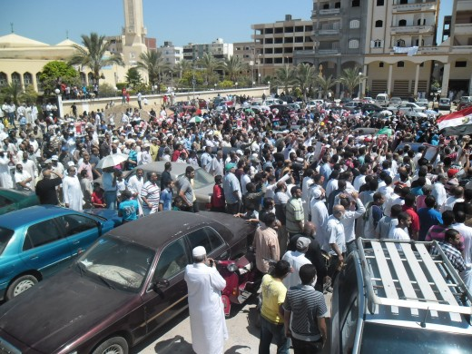 Damietta city as of today
