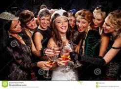 Closeness makes a bachelorette party work