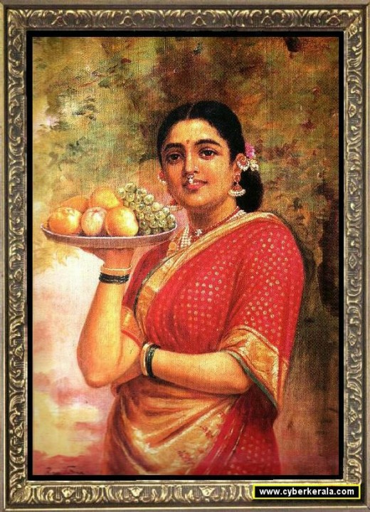 A Maharashtrian Lady