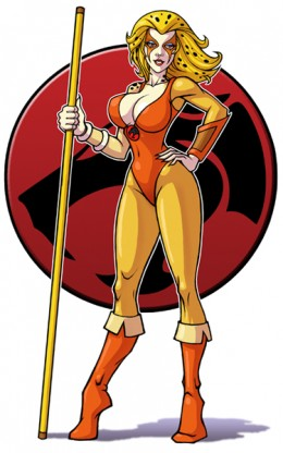 Thundercats Female Characters on Information Encyclopedia  Top 10 Hottest Cartoon Girls Of Fan Art