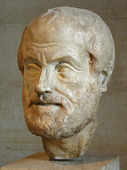 """""""Knowing yourself is the beginning of all wisdom."""" - Aristotle"""