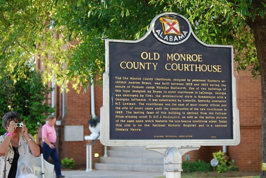 The Lee family of Monroe County included several lawyers who tried cases in this courthouse.