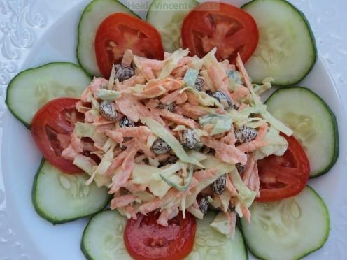Vegetable Salad Recipes - Salad Recipes - Vegetable Recipes - Vegetarian Recipes - Vegan Recipes