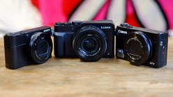 5 Best Compact P&S Cameras With Larger Sensor in 2015