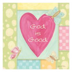 Never Blame God