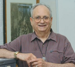 Steven Block, art collector