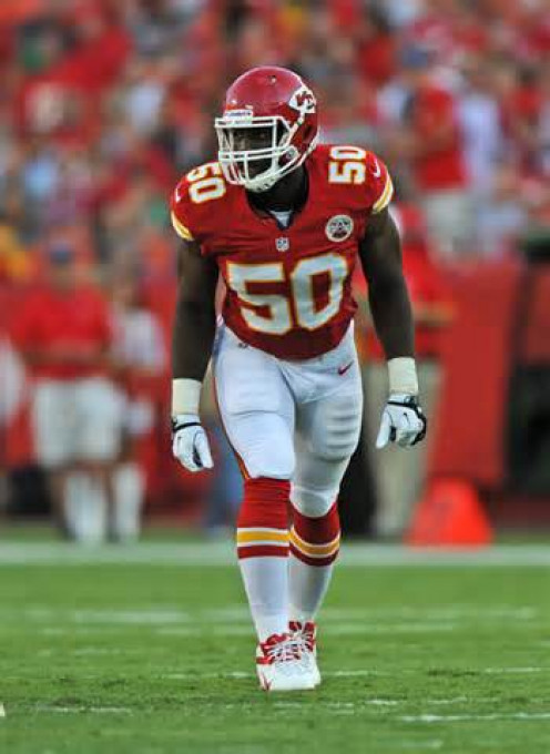 One of the most feared pass rushers and he's not a household name.  Meet Justin Houston.