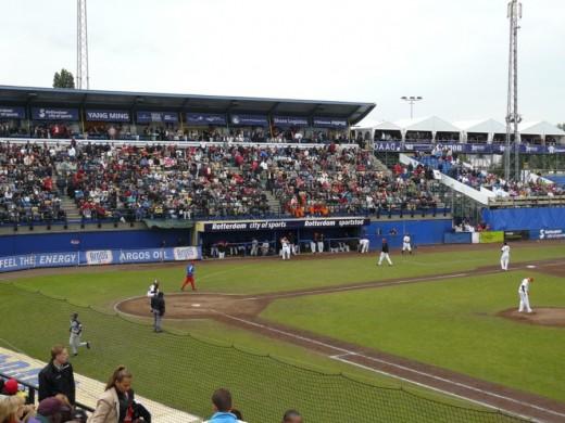 Baseball in Europe