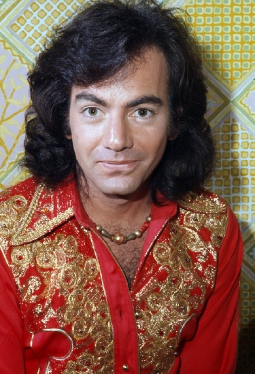 Neil Diamond in 1972