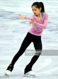 2015 Four Continents: Zijun Li and Satoko Miyahara
