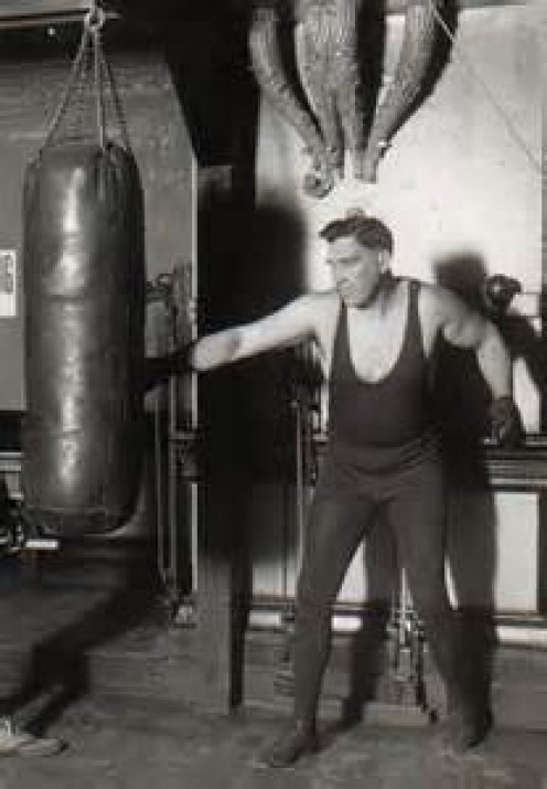 Jess Willard is the former heavyweight champion of the world. Willard was known for his thudding power in both hands especially his right cross which leveled many good opponents.