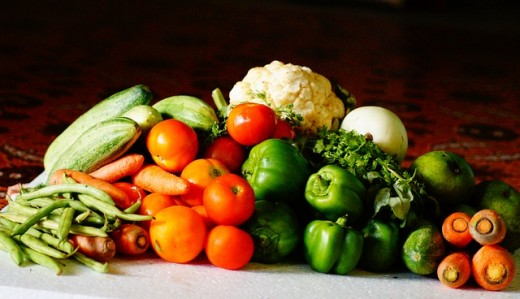 A variety of vegetables gives you a diversity of nutrition!