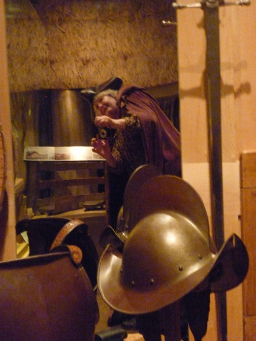 Selfie at the  Museum of South Texas History Edinburg, Texas