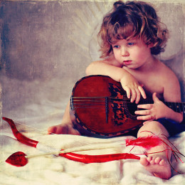 Sad Cupid