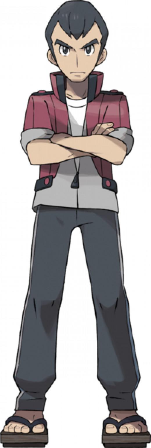 Gym Leader Norman