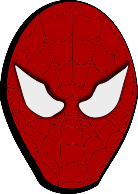 Spider-Man's Mask