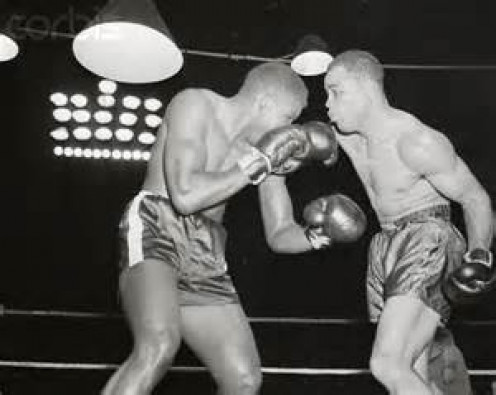 Jimmy Bivins took on all comers during his boxing career. Bivins was ranked as the number one contender in the light heavyweight and heavyweight divisions.