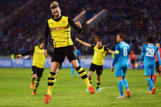 Borussia Dortmund leader Marco Reus has a big fan-base all around the world and he's one of the most well-known Bundesliga players.