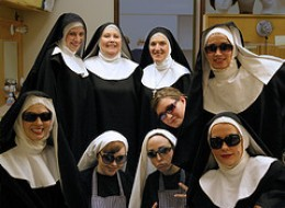 Picture of Nun  Source: Flickr