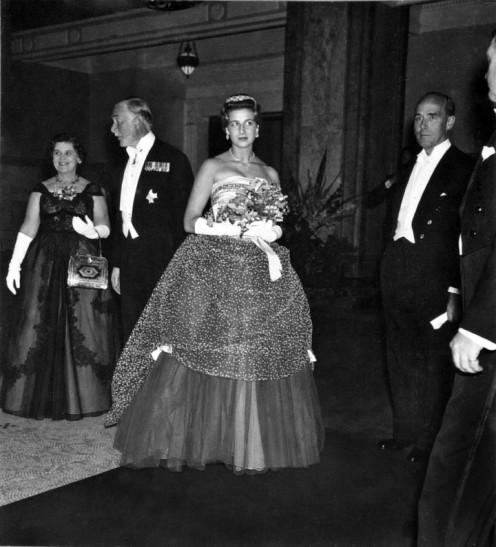 HRH Princess Alexandra