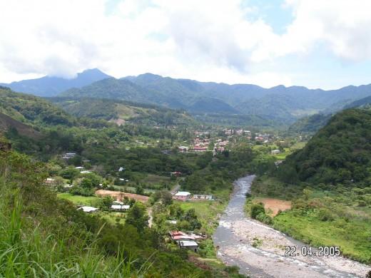Boquete Chiriqui Highlands Panama