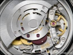 Rolex watch Manual or Self Winding?