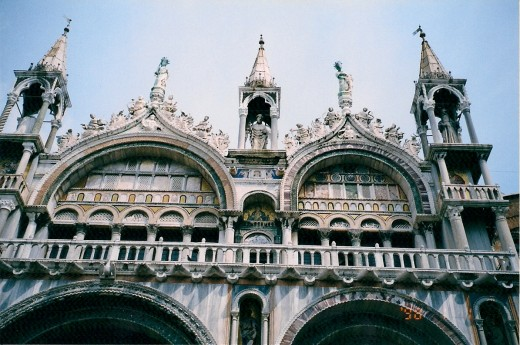 TRIPTYCH OF ST. MARK'S BASILICA (right side)