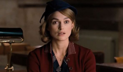 Keira Knightley (Imitation Game)