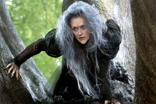 Meryl Streep (Into the Woods)