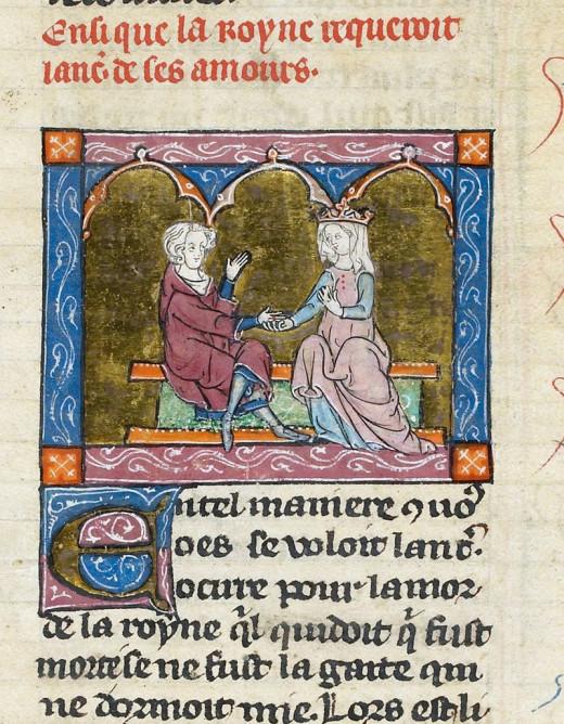 Medieval Lancelot