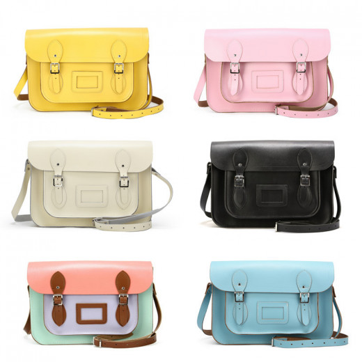Pastel Colored Bags For Women