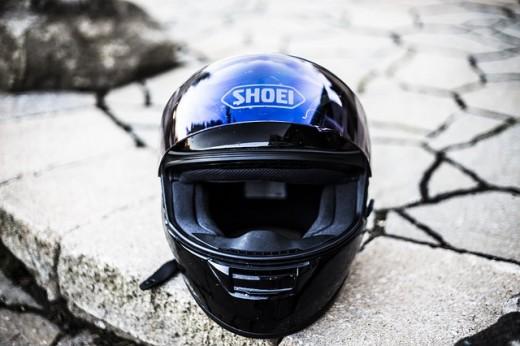 Full face helmets offer best protection