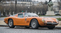 Review of 1968 Bizzarrini 5300 GT
