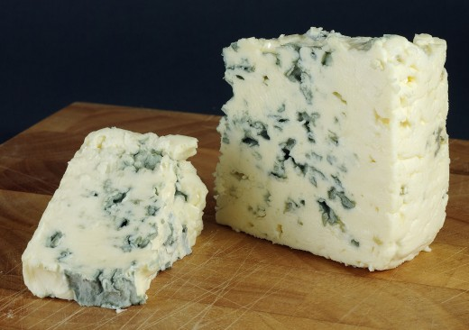 Blue cheese is a very versatile ingredient for many dishes that are enhanced by its unique sour, savory and creamy taste