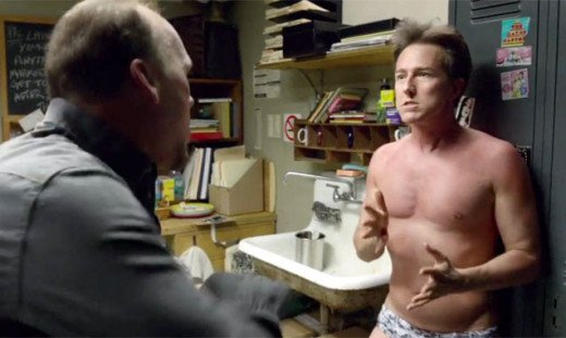 Edward Norton (Birdman)