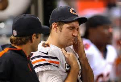 The Bears invested 100 million into Jay Cutler.  Hey Bears I've got and investment deal of a lifetime for you.  Signed Bernie Madoff.