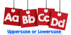 Uppercase or Lowercase? Learn the Case!