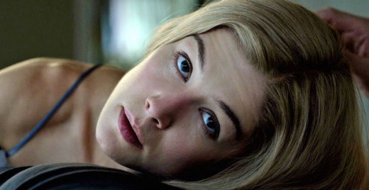 Rosamund Pike (Gone Girl)