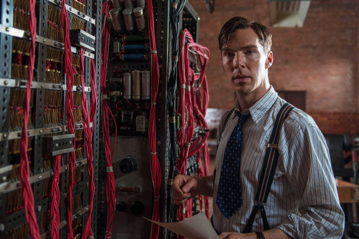 Benedict Cumberbatch (Imitation Game)