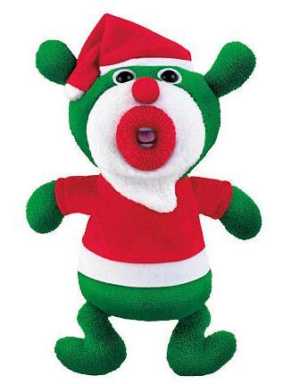 Santa Claus Sing-a-ma-jig