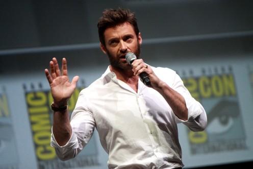 Hugh Jackman - 2013 San Diego Comic Con.