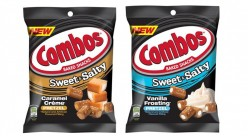 Snack foods. The newest huge hit from Combos!