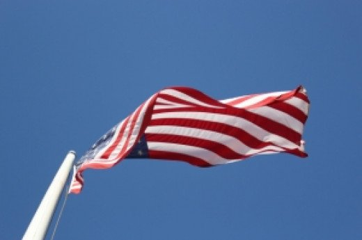 The american Flag Image
