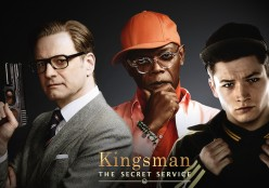 Kingsman: The Secret Service is frantic violent fun, but maybe not for everyone