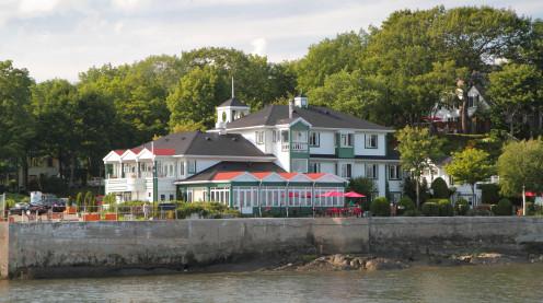 Auberge La Goéliche, Sainte-Pétronille, Québec