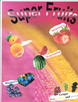Cancer Super Fruits