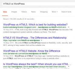 Why I don't like WordPress