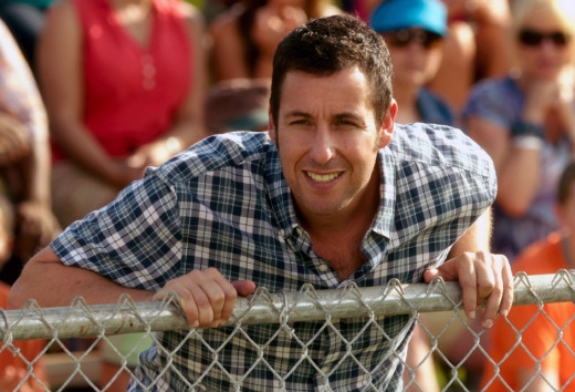 Adam Sandler (Blended)